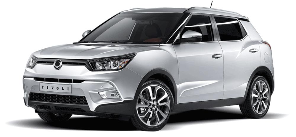 Автомобиль Ssang Yong